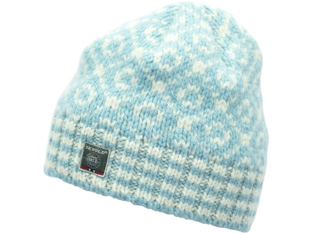 Devold Svalbard Beanie cameo/offwhite
